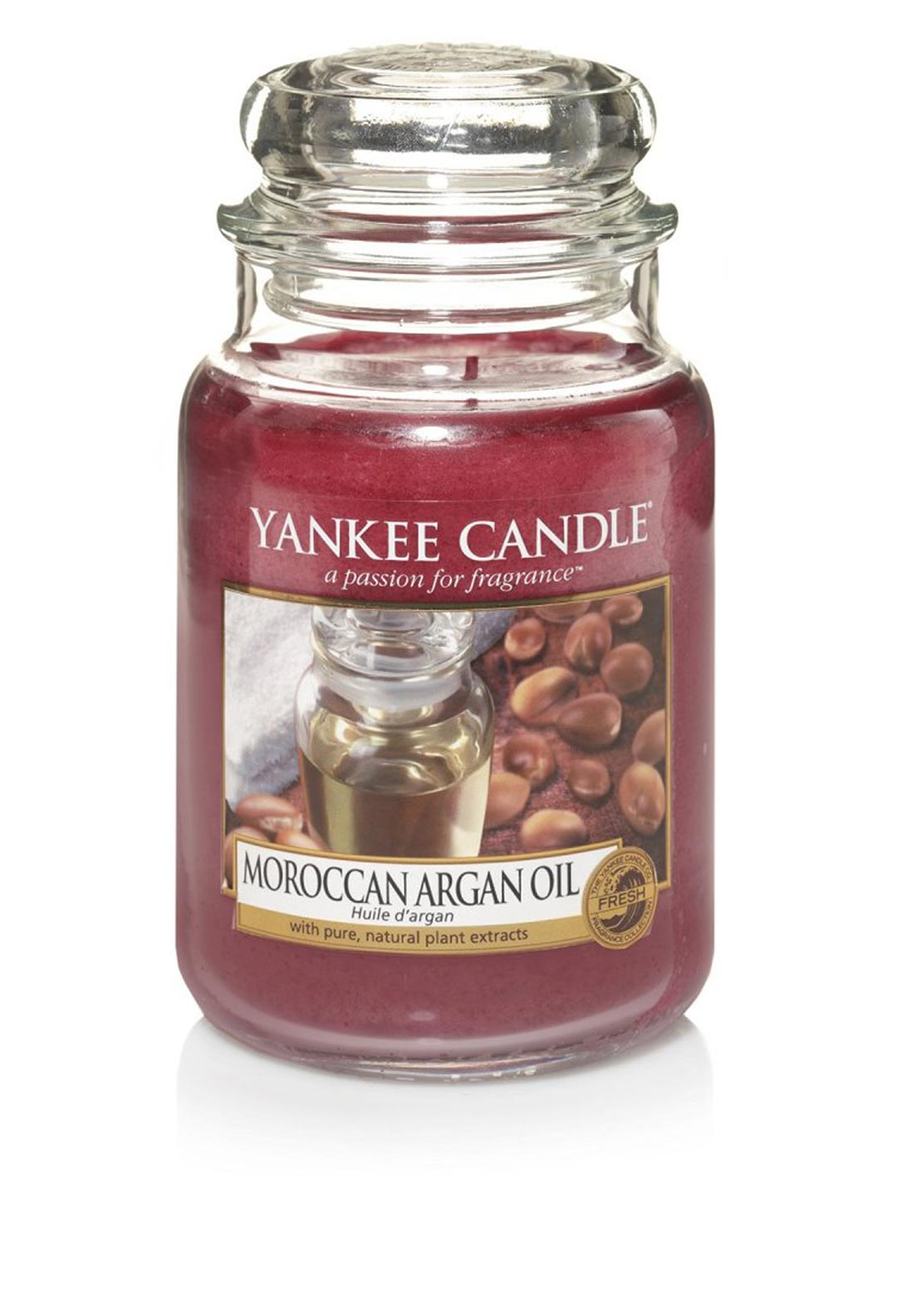 Yankee Candle Large Classic Jar, Moroccan Argan Oil