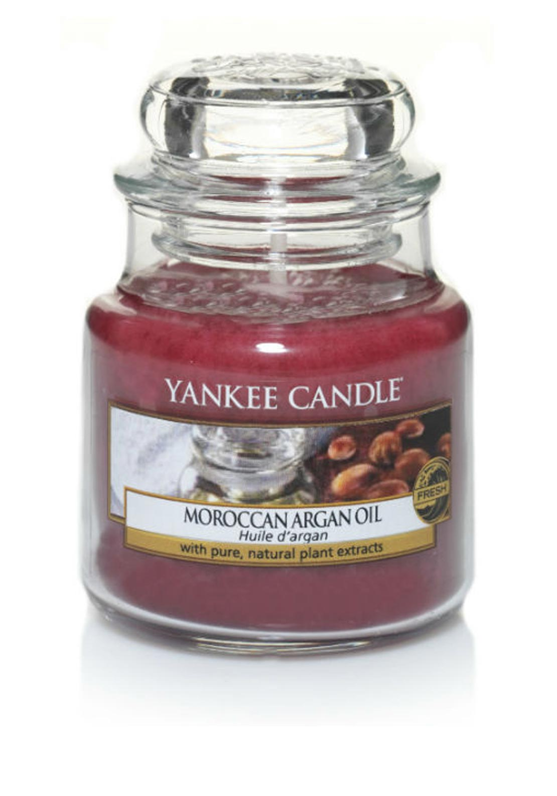 Yankee Candle Medium Classic Jar, Moroccan Argan Oil