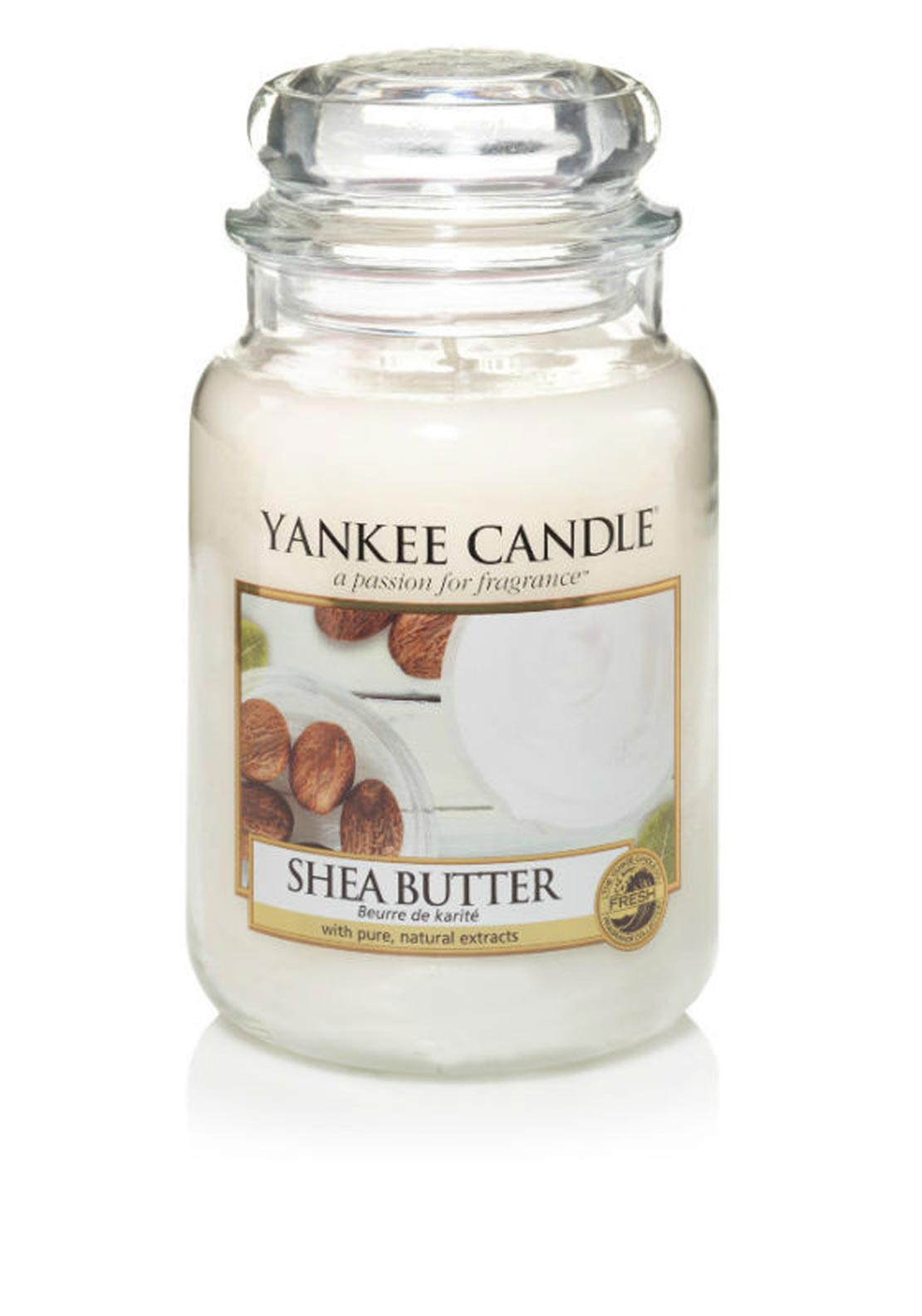 Yankee Candle Large Classic Jar, Shea Butter