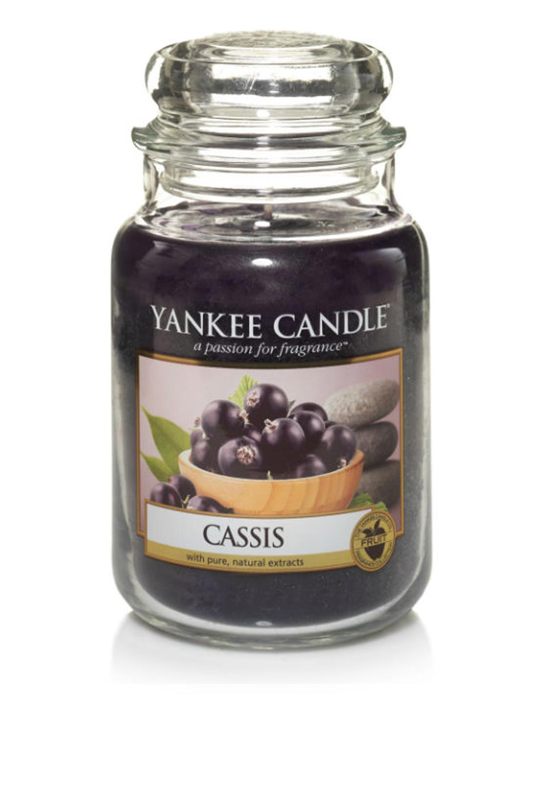 Yankee Candle Large Classic Jar, Cassis