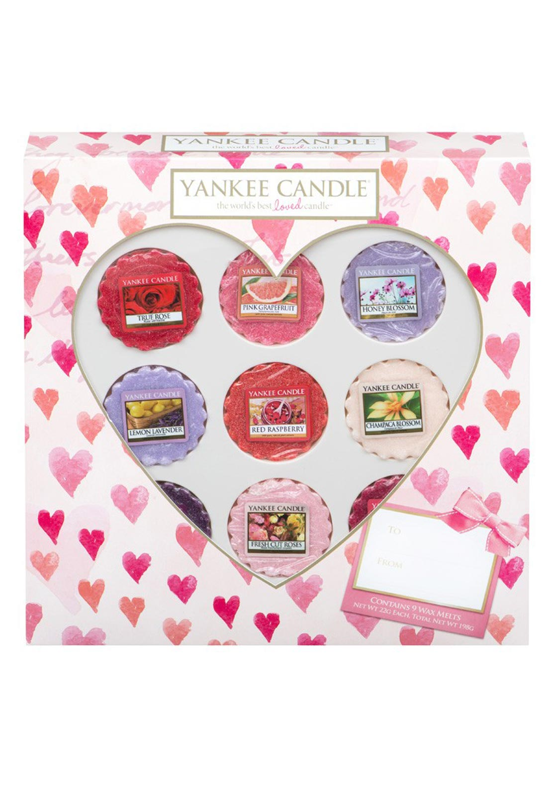 Yankee Candle The Worlds Best Loved Candle 9 Wax Melts Gift Set