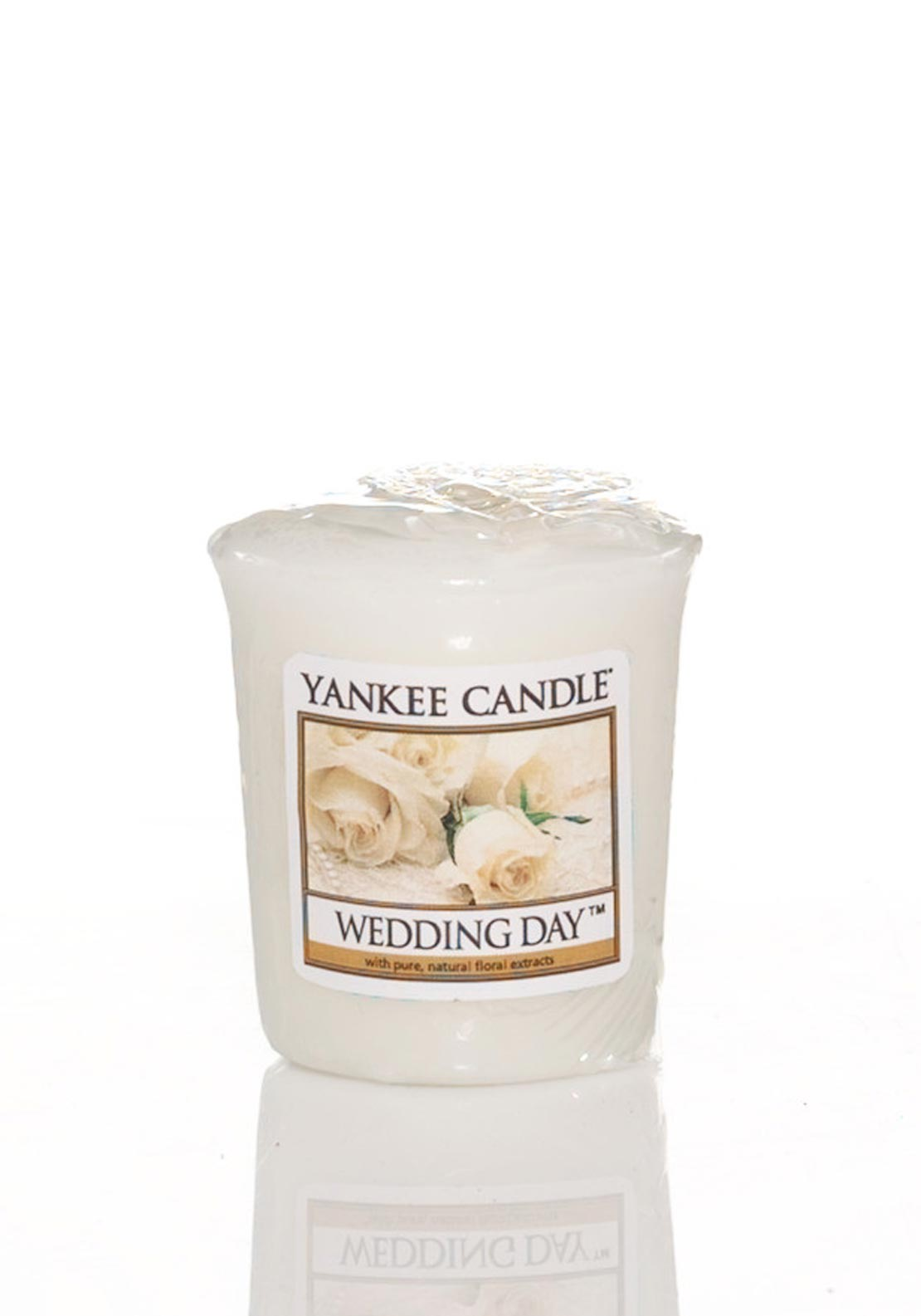 Yankee Candle Sampler Votive Candle, Wedding Day