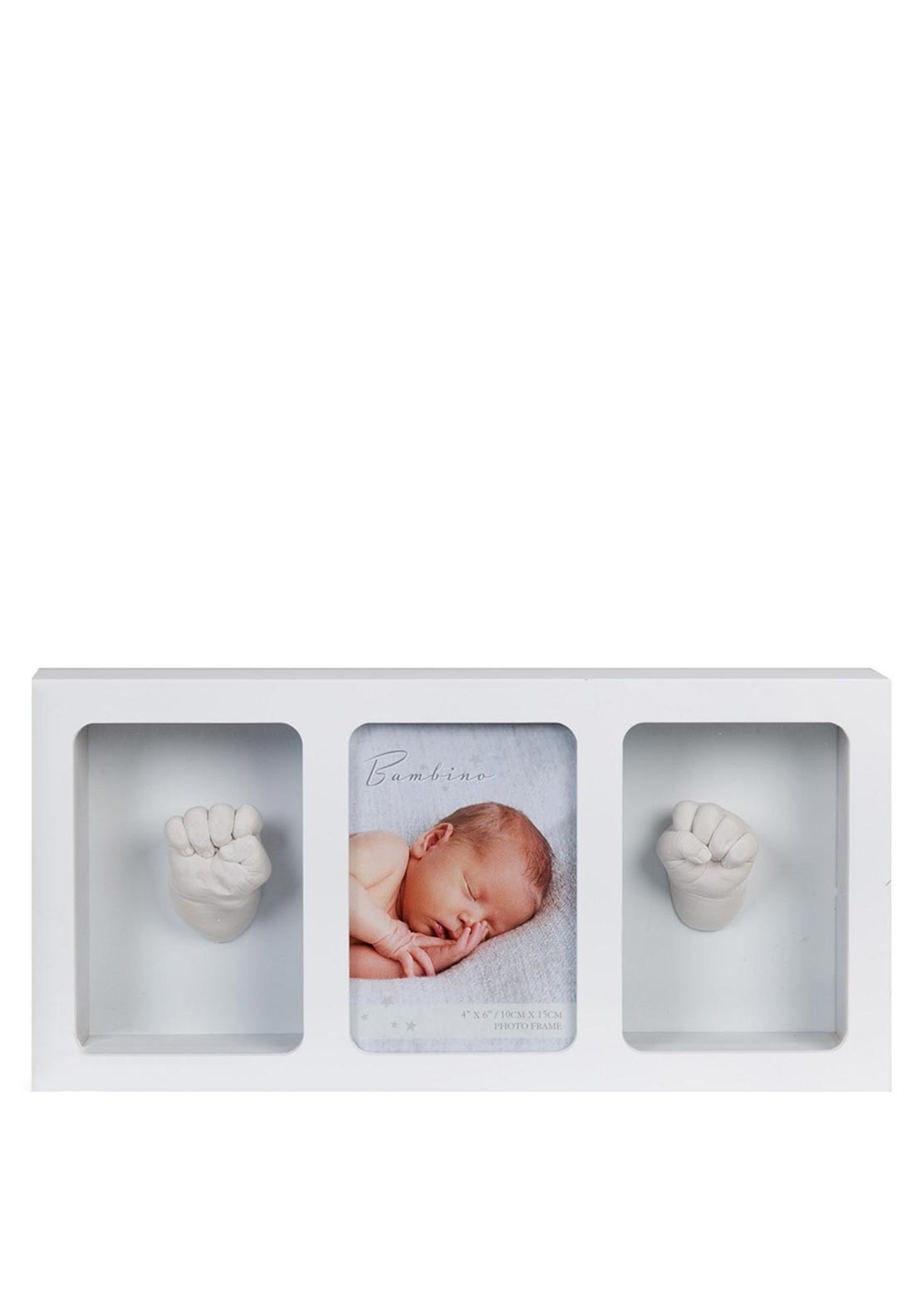 Bambino Clay Hand And Foot 3d Casting Kit Mcelhinneys