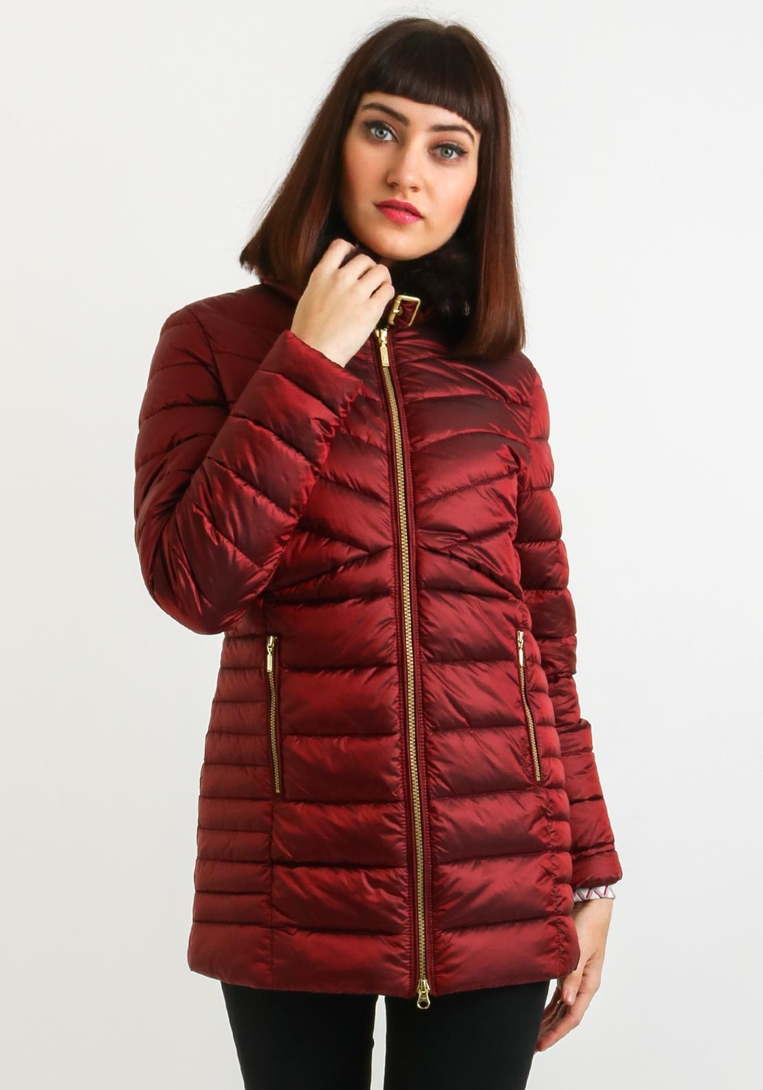 barbour lomond quilted jacket