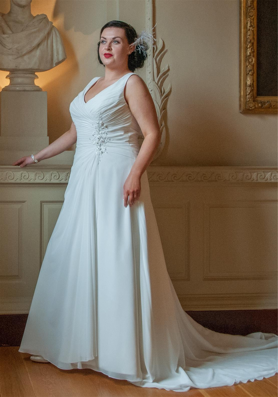 Special Day Bb15115 Wedding Dress Uk Size 22 59 Off