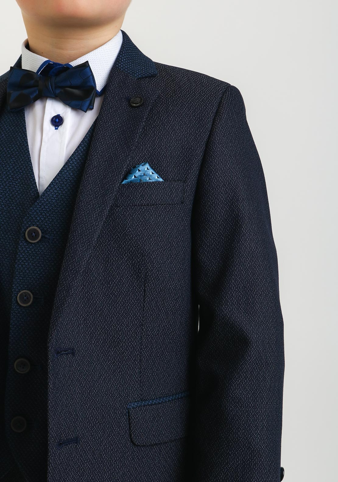 f35eb7f7e2de26 1880 Club Woven Two Piece Suit, Dark Navy. Be the first to review this  product