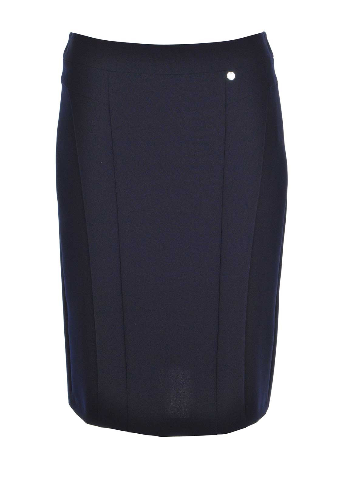 gerry weber pencil skirt navy mcelhinneys
