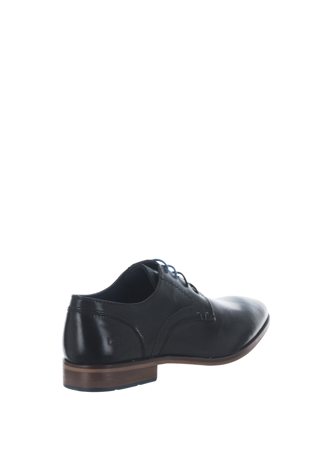 New Mooda Lace Up Classic Dress Casual Mens Leather Formal Shoes Wine