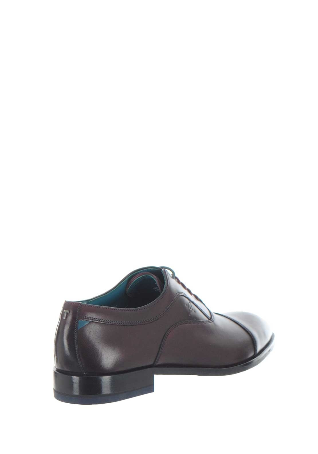 09ec688f9 Ted Baker Oxford Leather Shoe Wine Mcelhinneys. Best Dress Shoes For Men ...