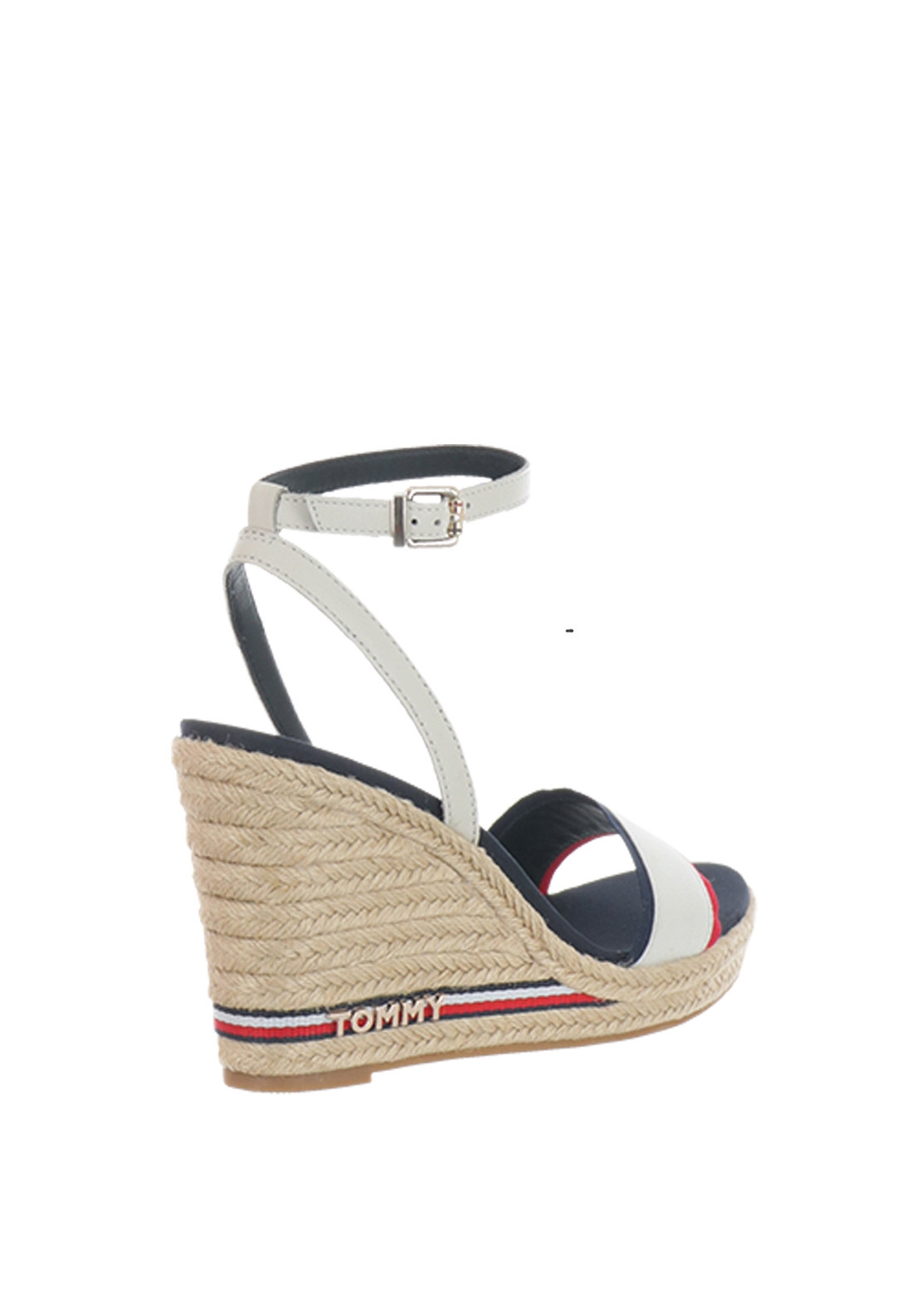 ca77db7006 Tommy Hilfiger Womens Elena Wedge Sandals, White Multi. Be the first to  review this product