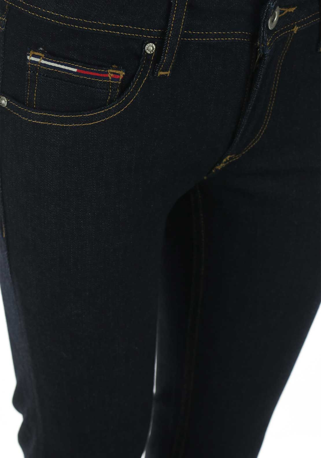 Tommy Hilfiger Womens Sandy Straight Jeans, Navy   McElhinneys c0bb7b2816