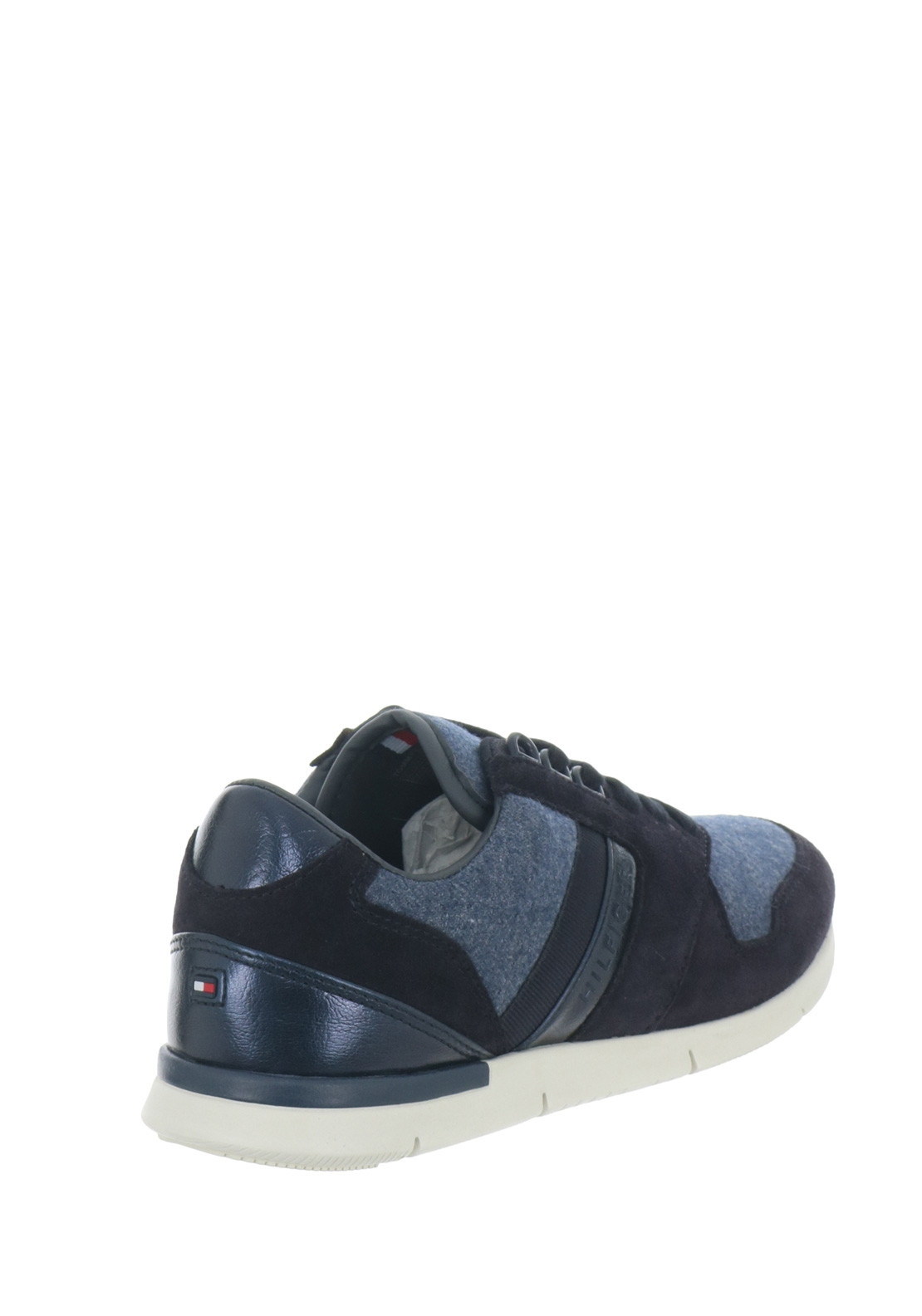 891403006bac3b Tommy Hilfiger Womens Skye Suede Trainers