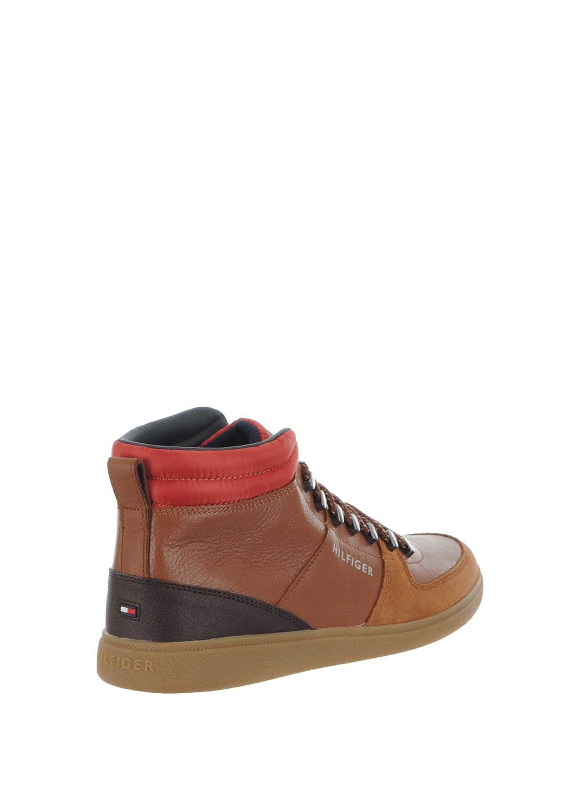 8d20b9d2b0e4 Tommy Hilfiger Core Hiking Inspired Ankle Boot