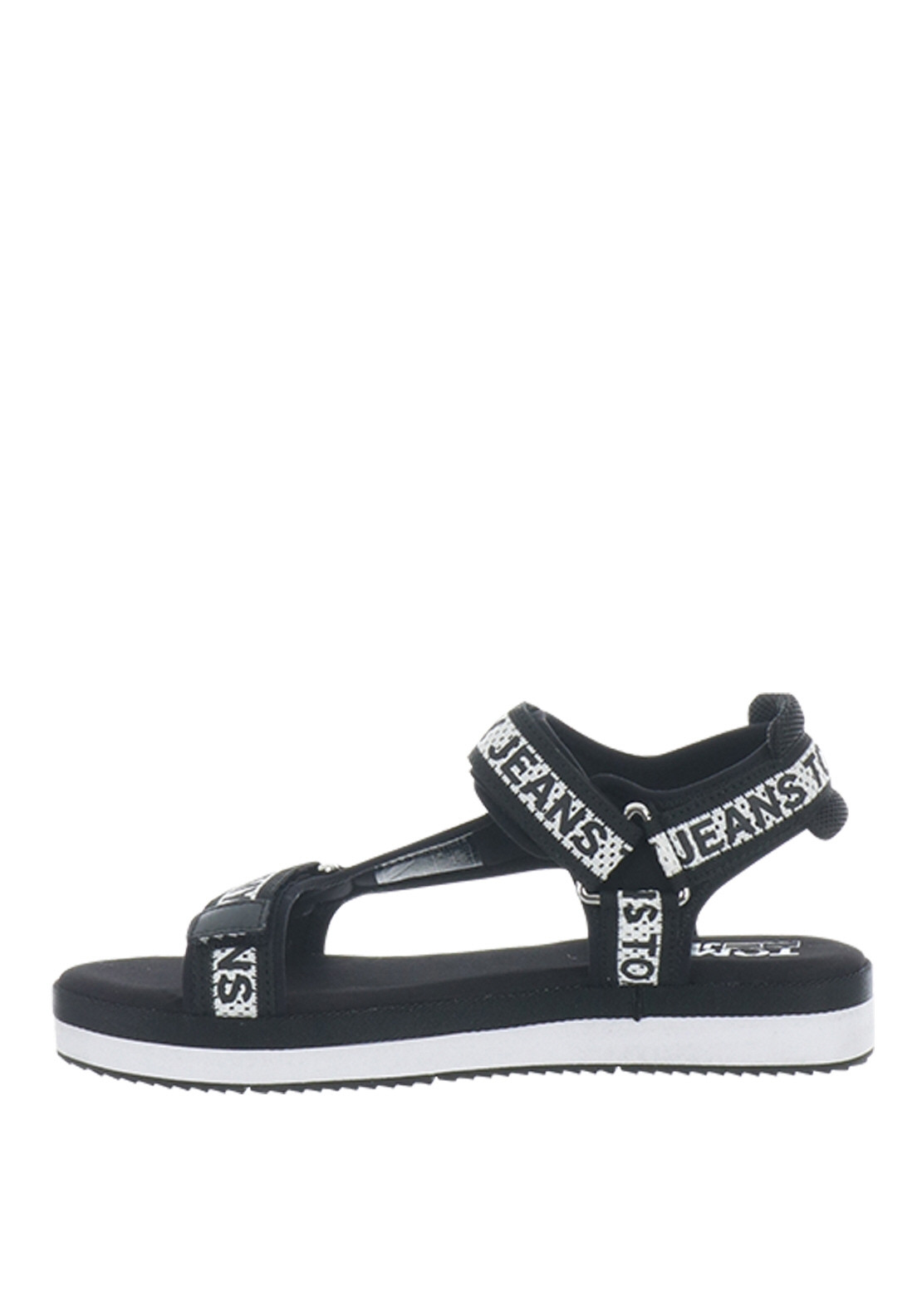 95c7c2967 Tommy Jeans Mesh Sporty Velcro Sandals