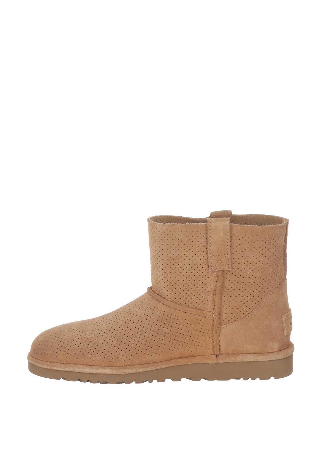 3e260d55f68 UGG Australia Womens Unlined Suede Boots, Tan