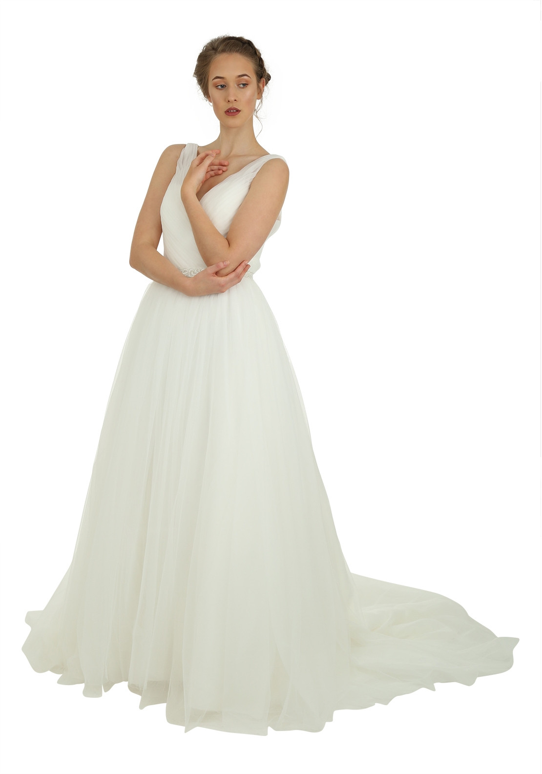 Victoria Kay Ella Collection E29 Wedding Dress, Ivory
