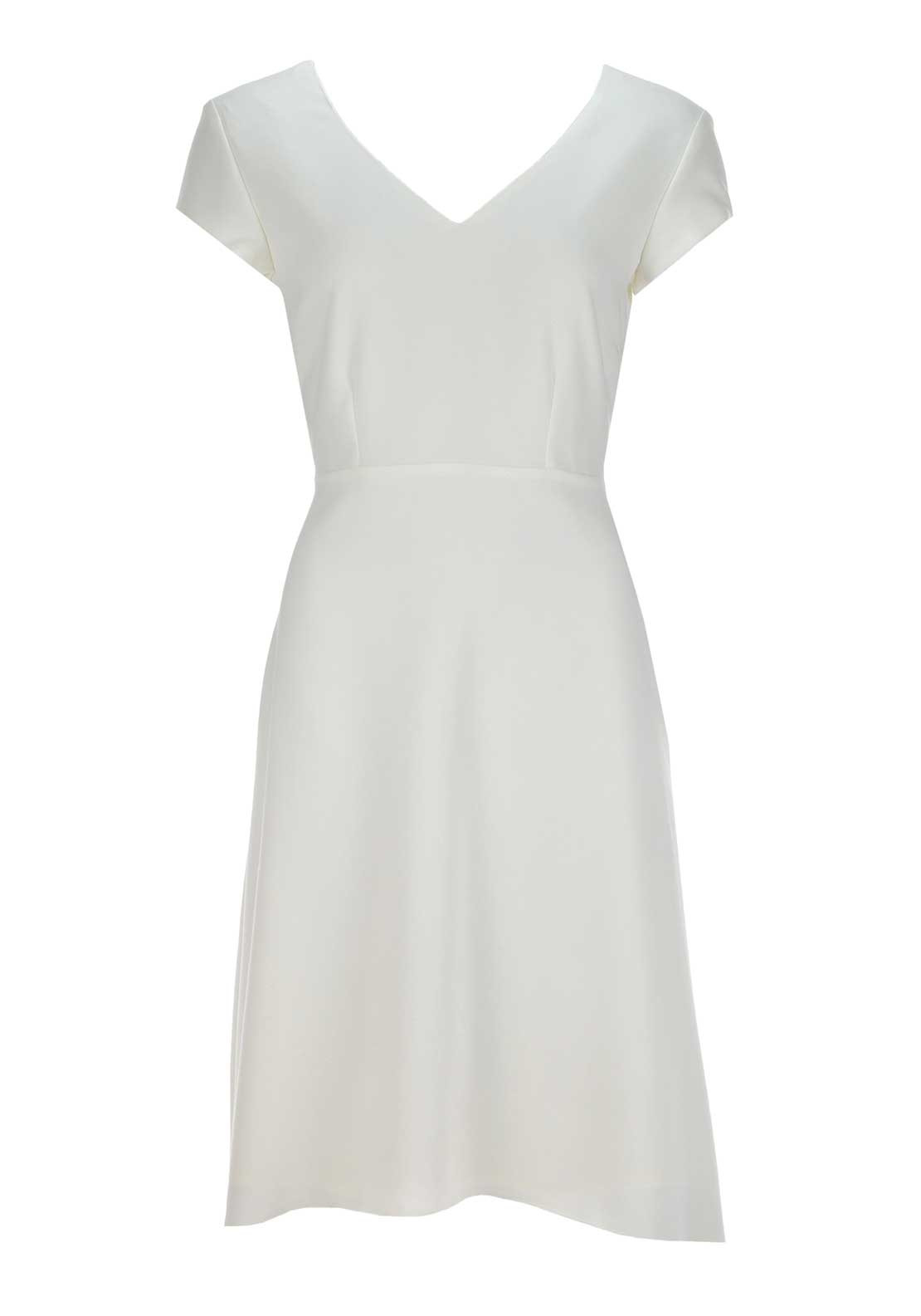 Fee G Midi Dress, Cream