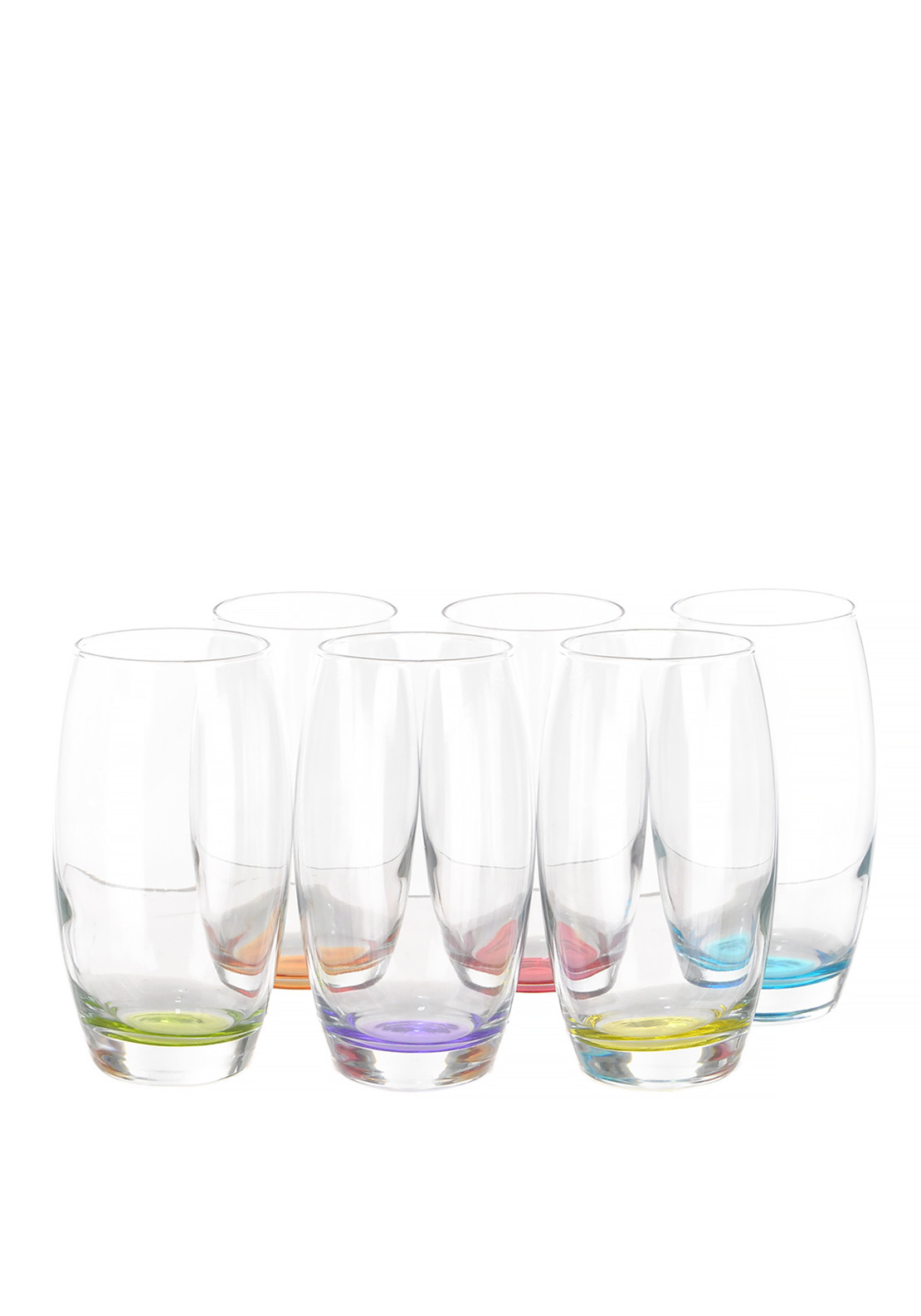 Symphony Prism Aria Long Drink 510ml, set of 6