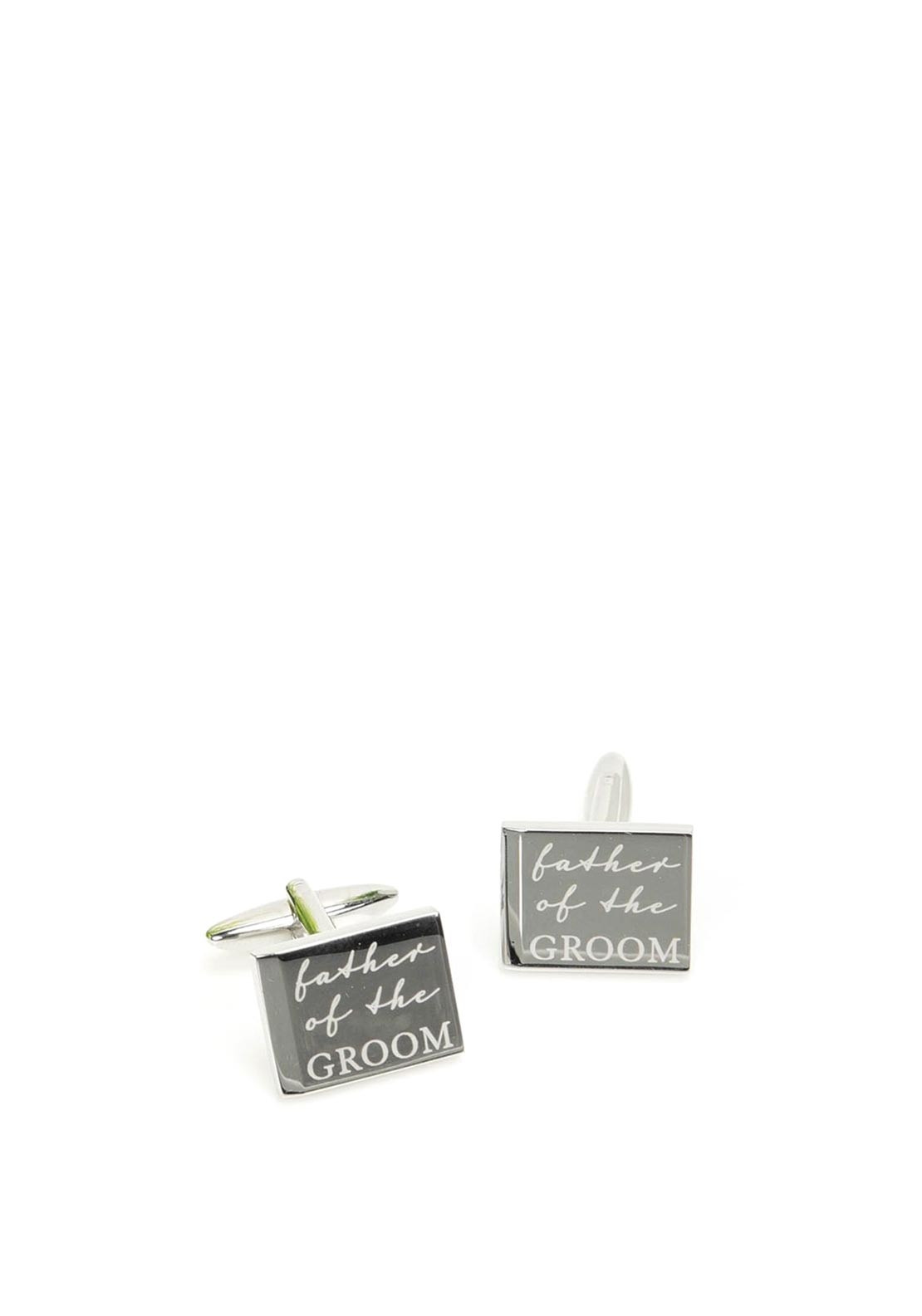 Amore Father of The Groom Cufflinks