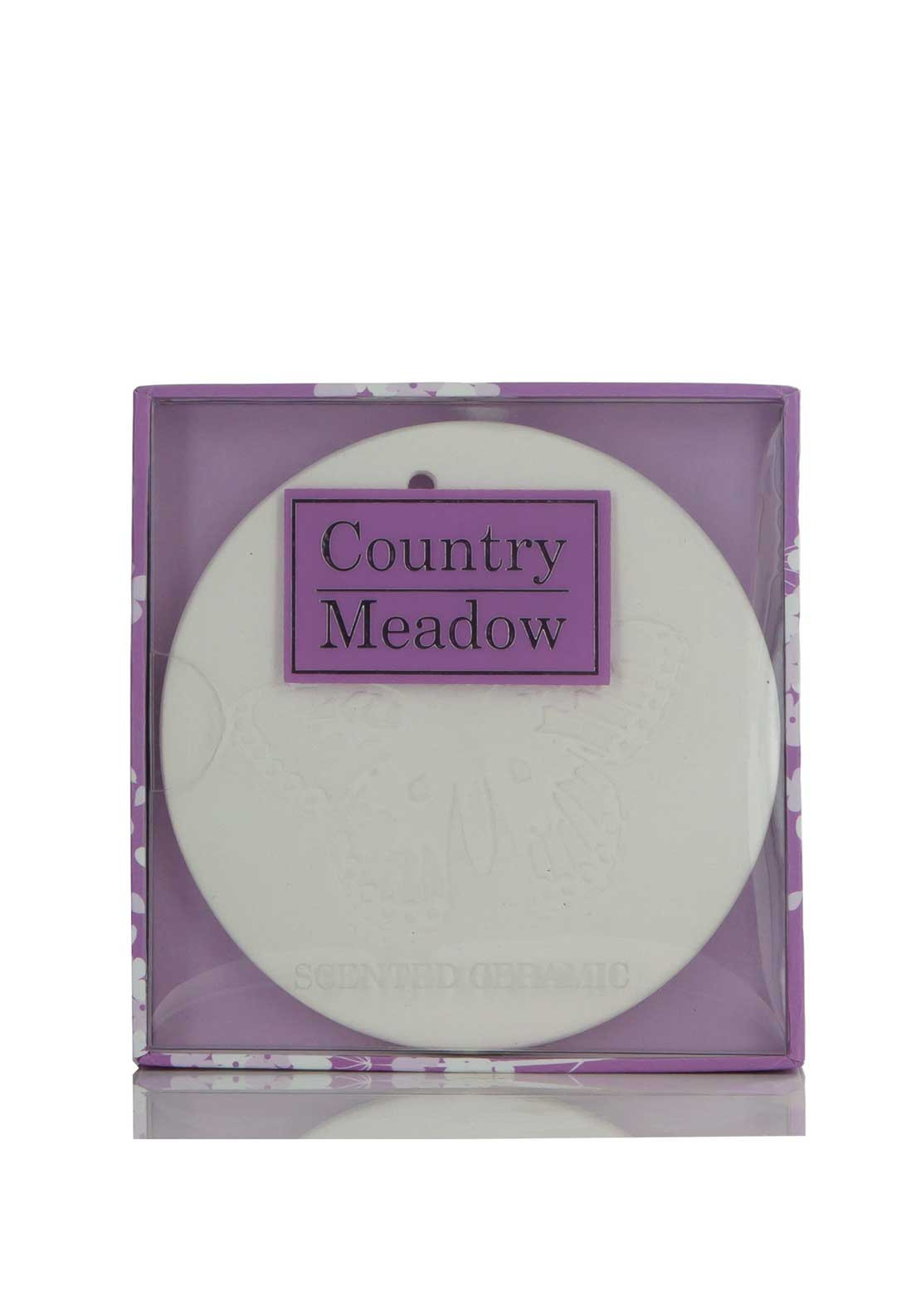 Ashleigh & Burwood Scented Ceramic, Country Meadow