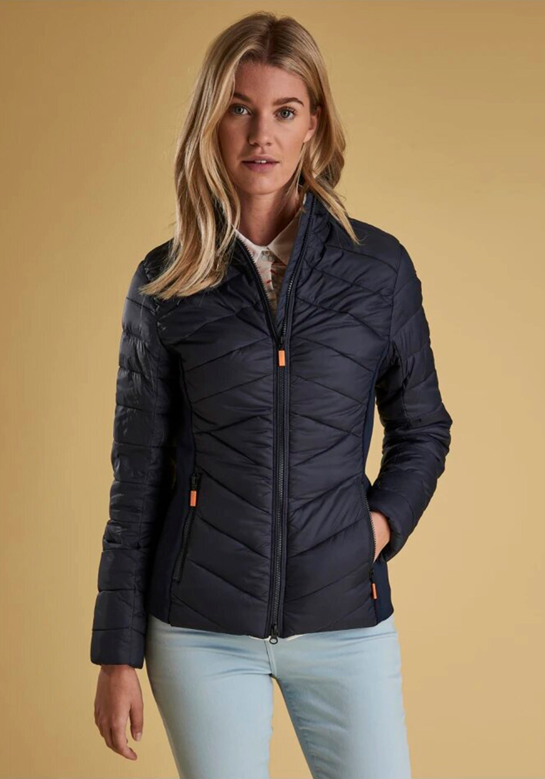 barbour longshore jacket