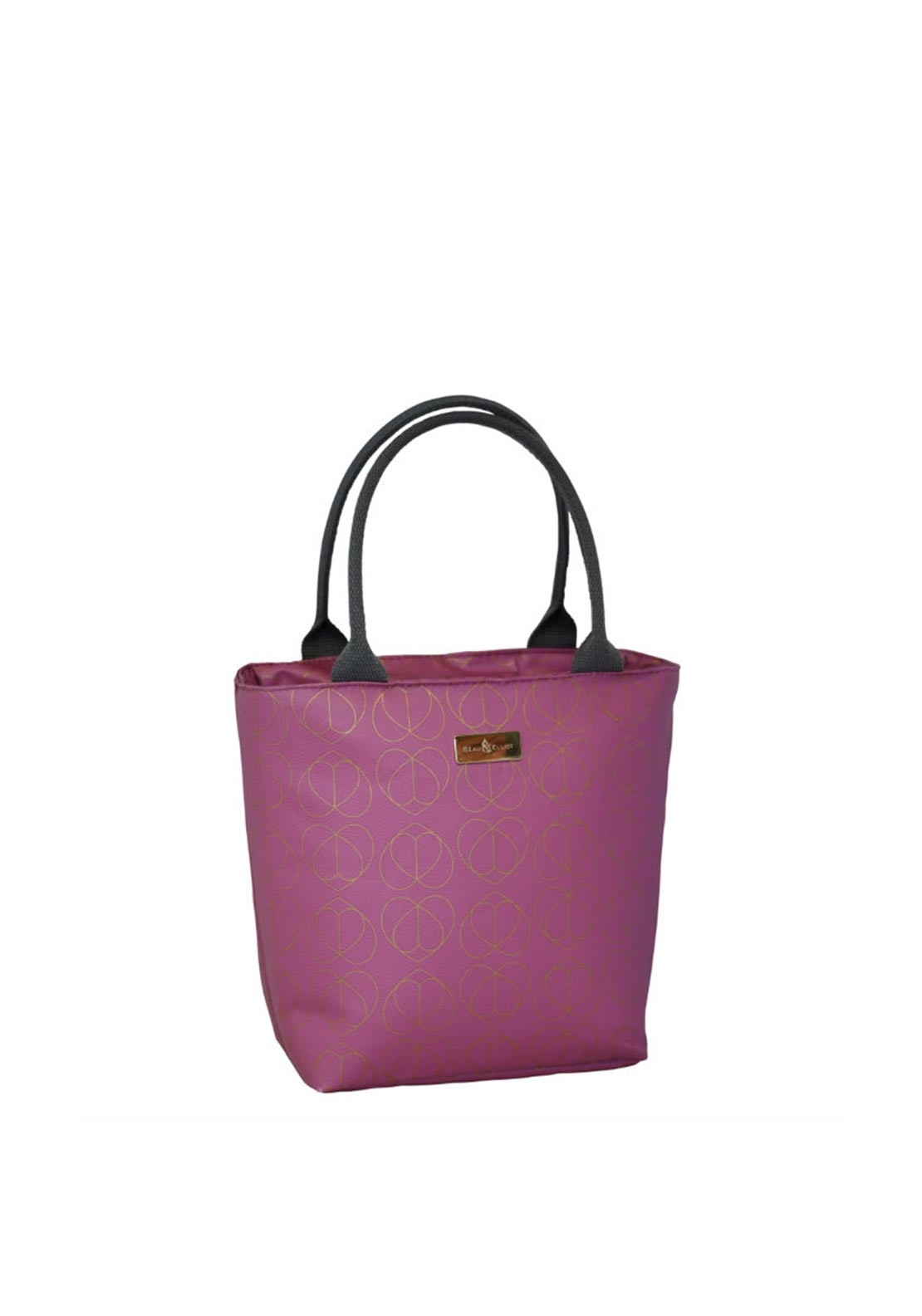 Beau & Elliot Orchid Insulated Lunch Tote