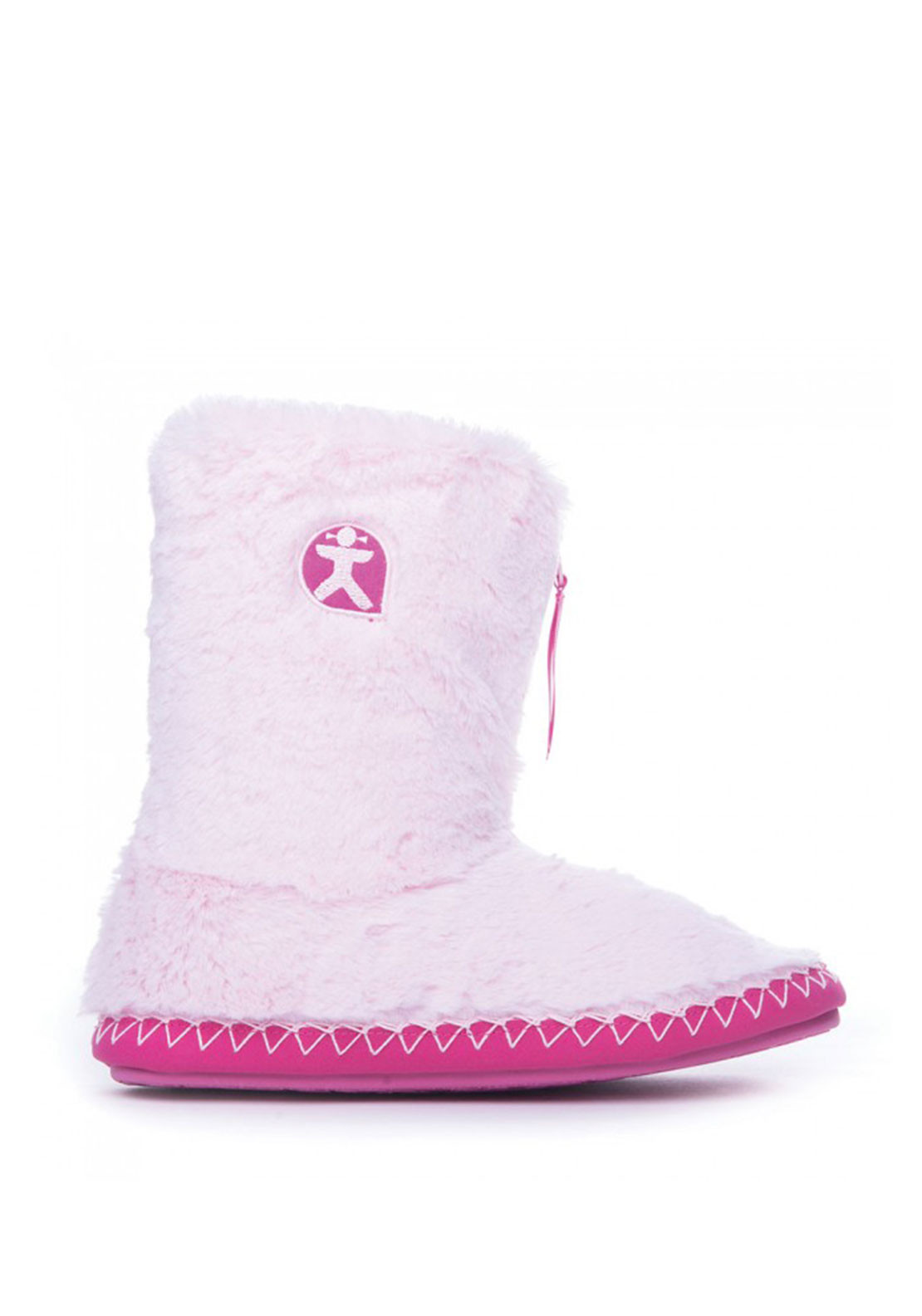 Bedroom Athletics Monroe Slipper Boots, Pink
