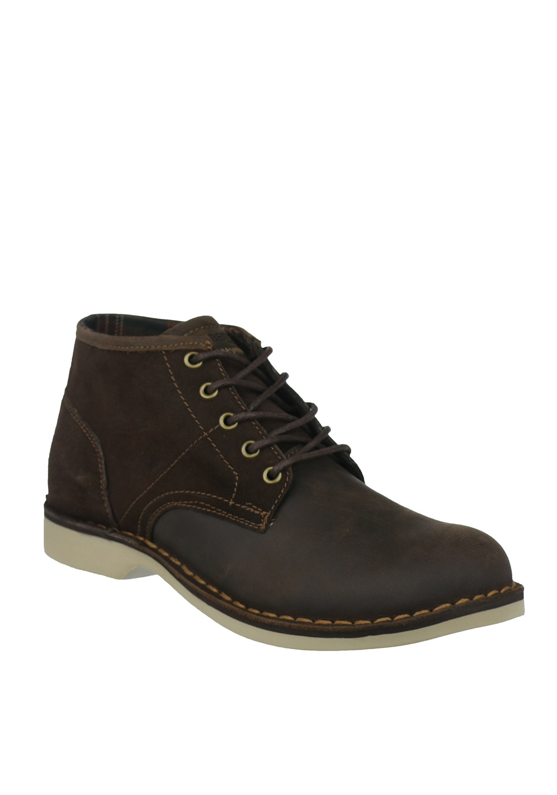 Berg Outdoor Mens Tosa Leather Boots, Brown