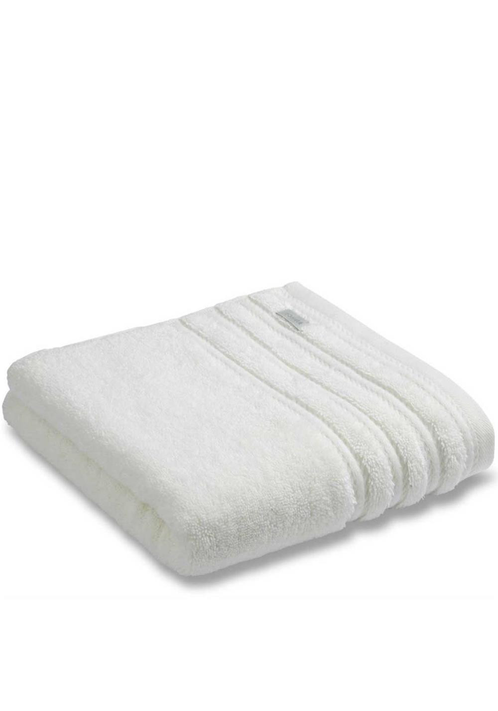 Bianca Combed Cotton Towel, Cream