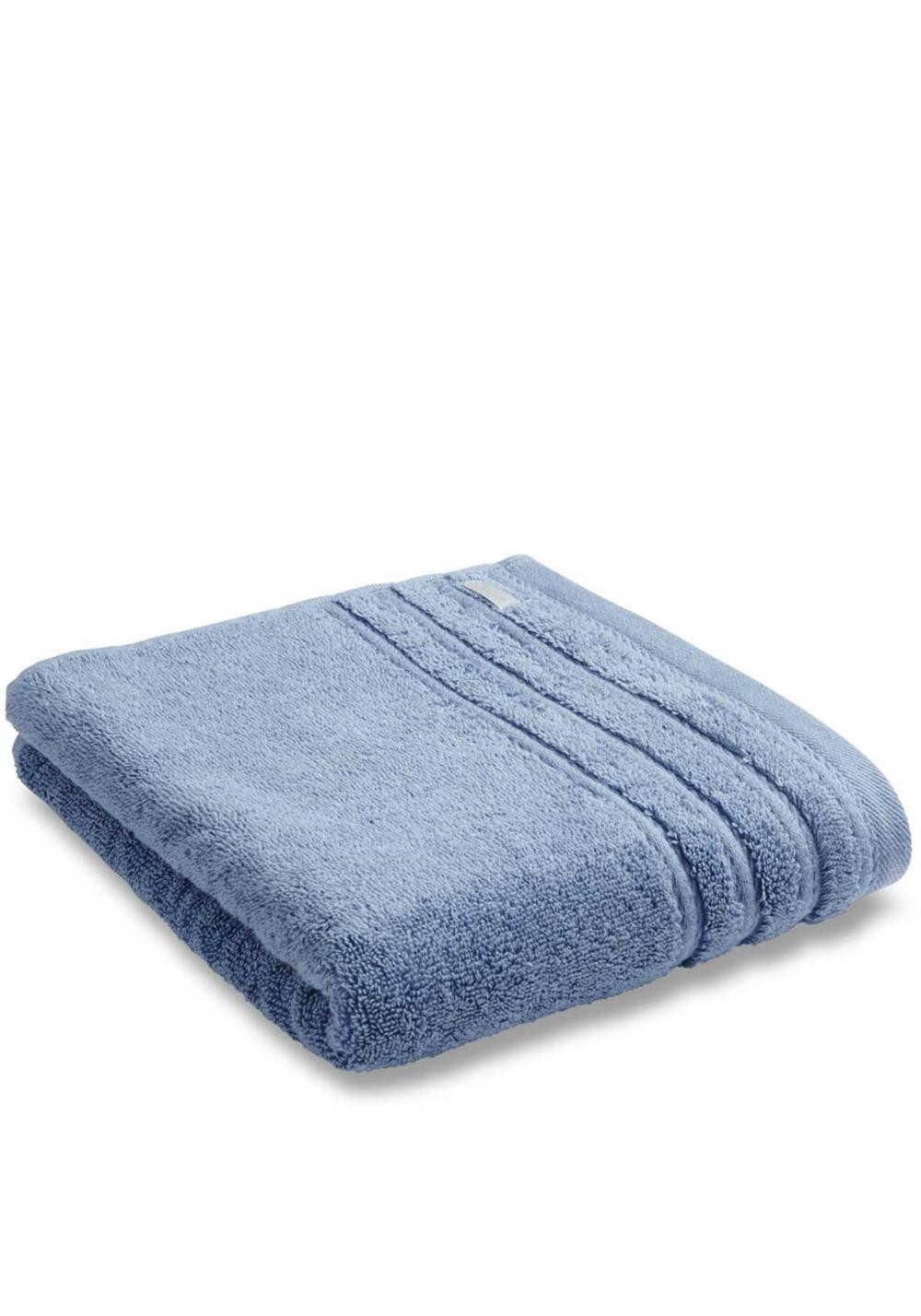 Bianca Combed Cotton Towel Range, Denim