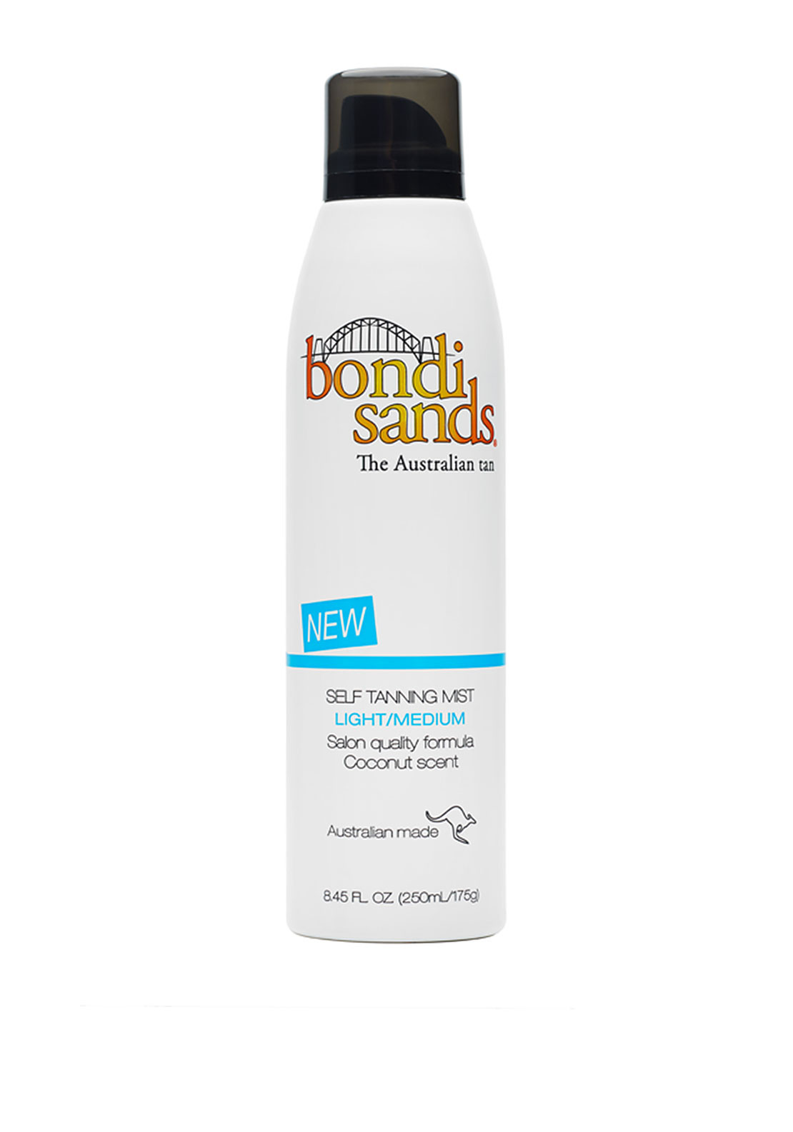 Bondi Sands Self Tanning Mist, Light/ Medium