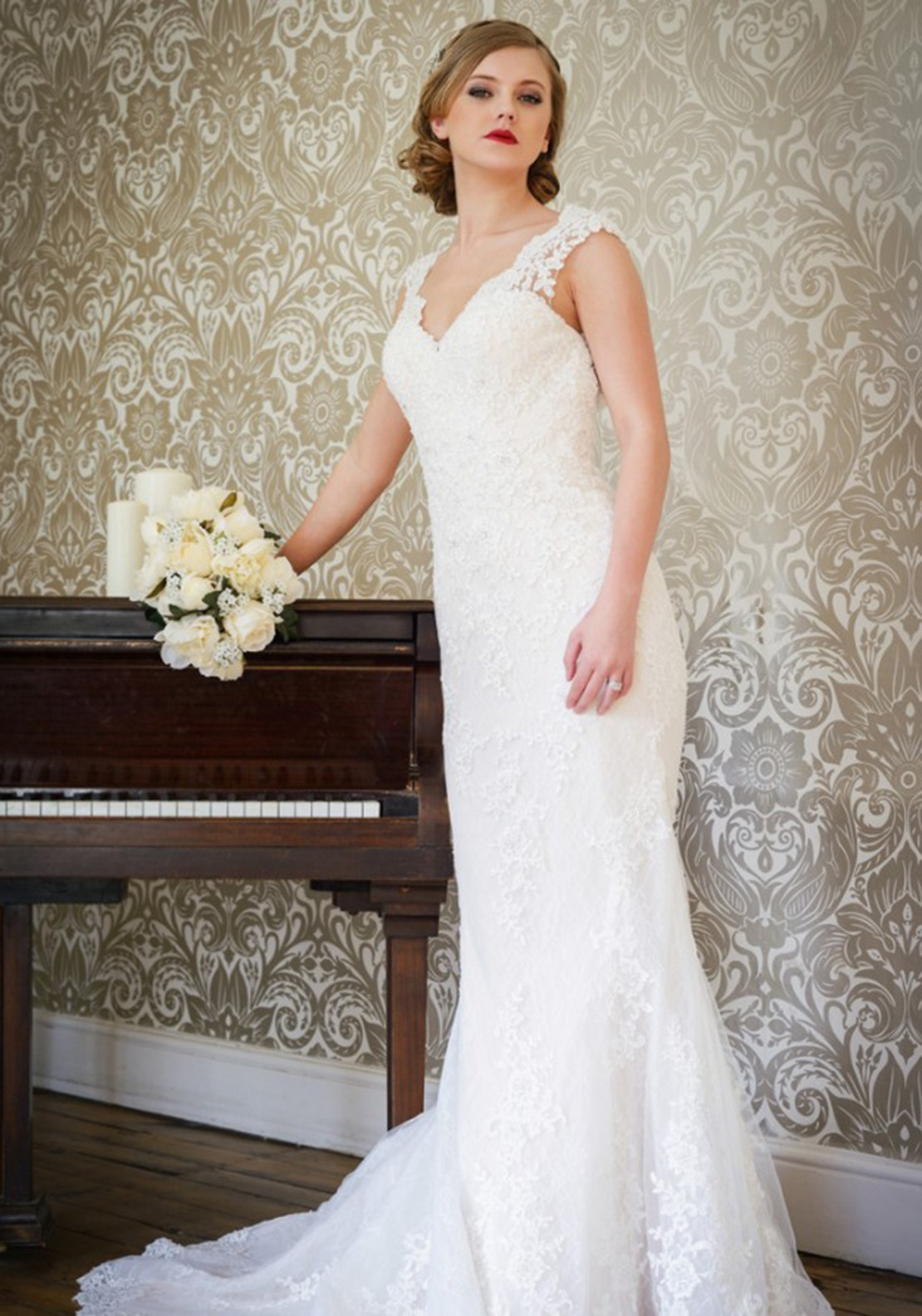 Catherine Parry The Sonnets Collection Cerys Wedding Dress