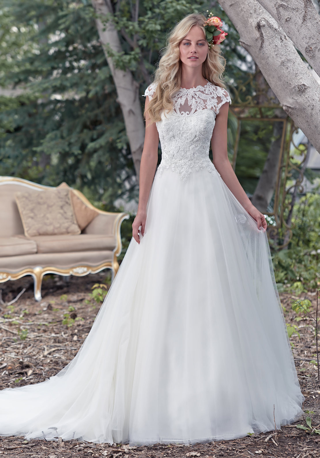 Maggie Sottero Chandler Wedding Dress