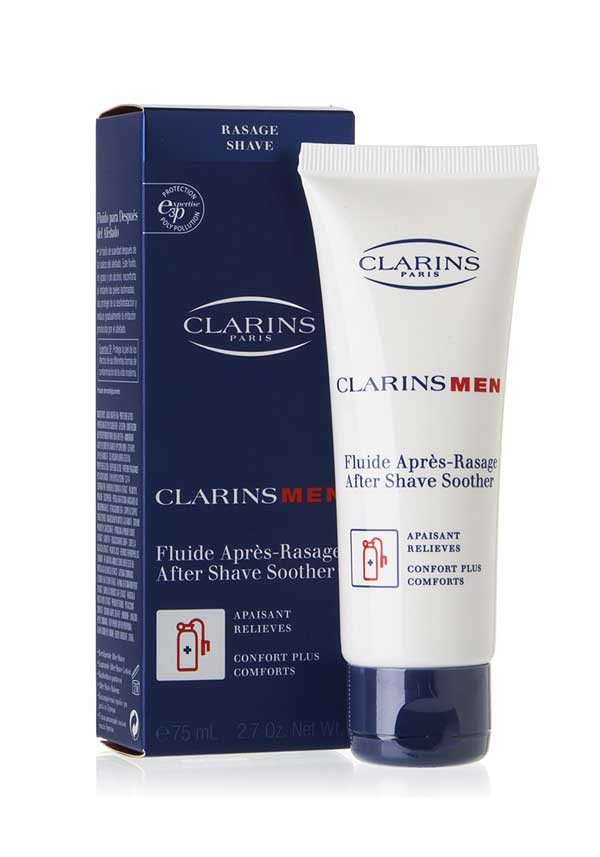 Clarins Men Aftershave Soother, 75ml