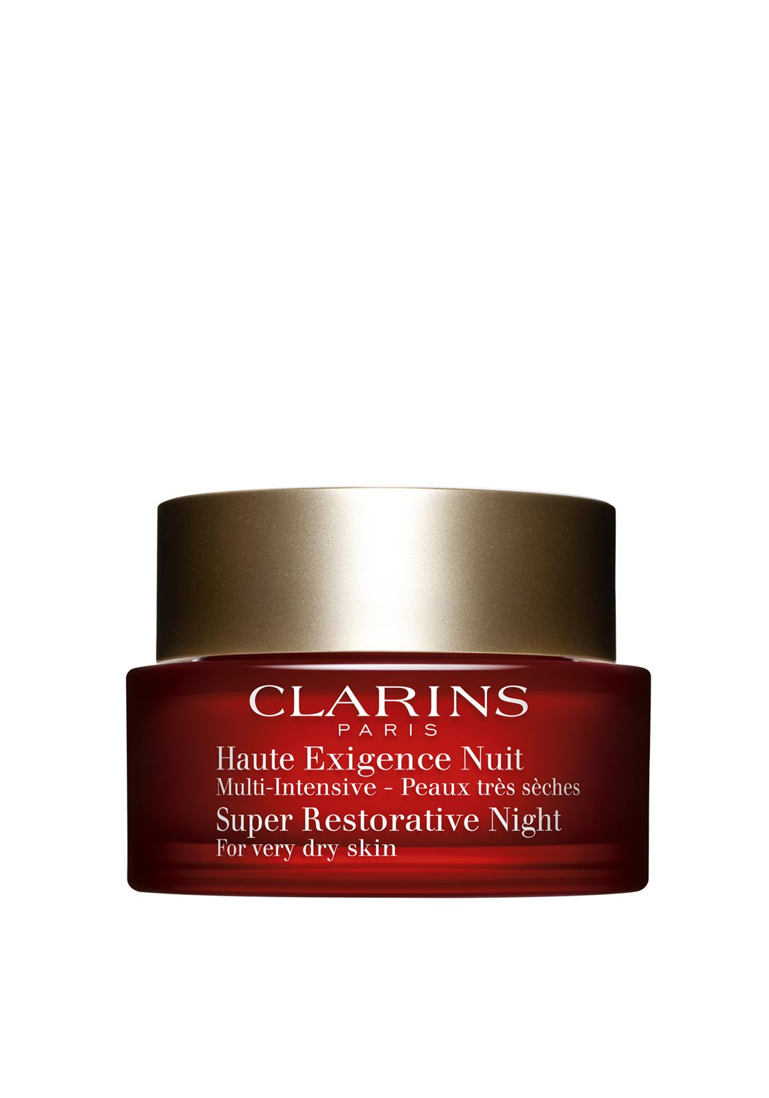 Clarins Super Restorative Night Cream for Very Dry Skin, 50ml