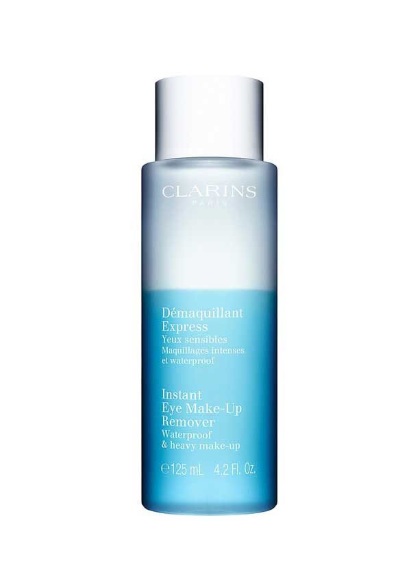 Clarins Instant Eye Make-Up Remover, 125ml