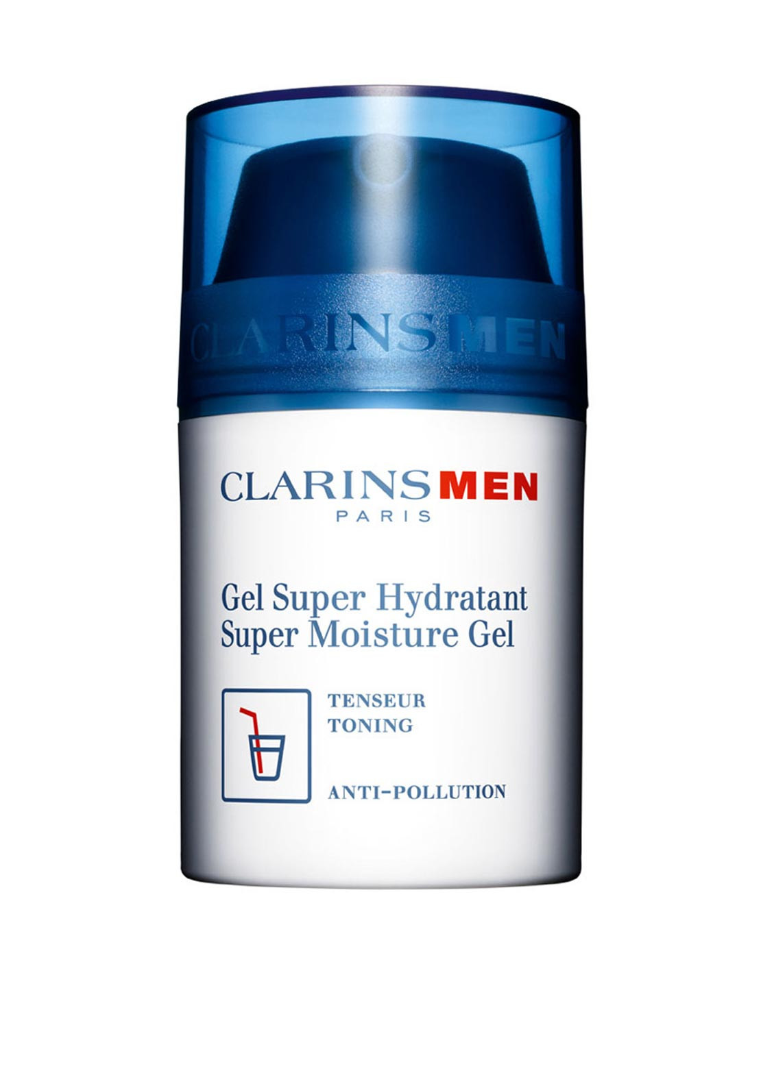 Clarins Men Super Moisture Gel, 50ml