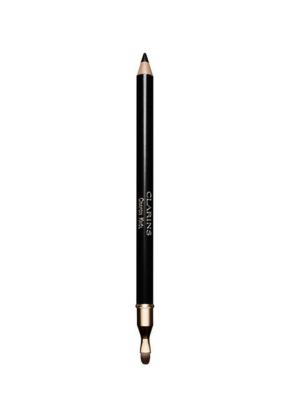 Clarins Crayon Khol Eyeliner with sharpener, 01 Carbon Black