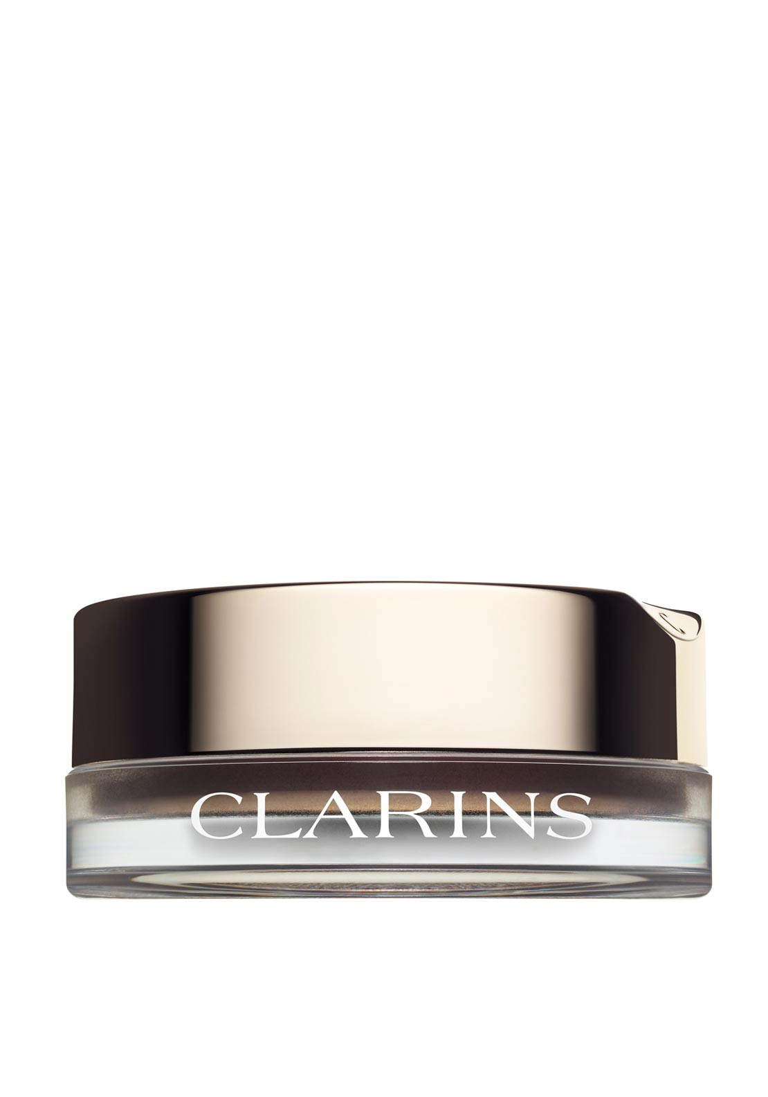 Clarins Cream-to-Powder Matte Eyeshadow, 01 Nude Beige