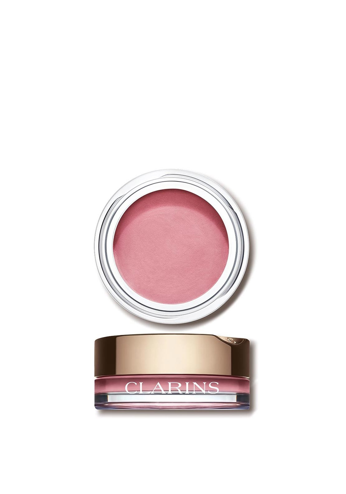 Clarins Ombre Velvet Eyeshadow, 02 Pink Paradise