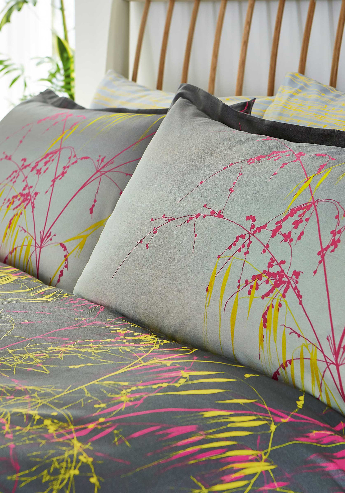 Clarissa Hulse Meadow Grass Duvet Set