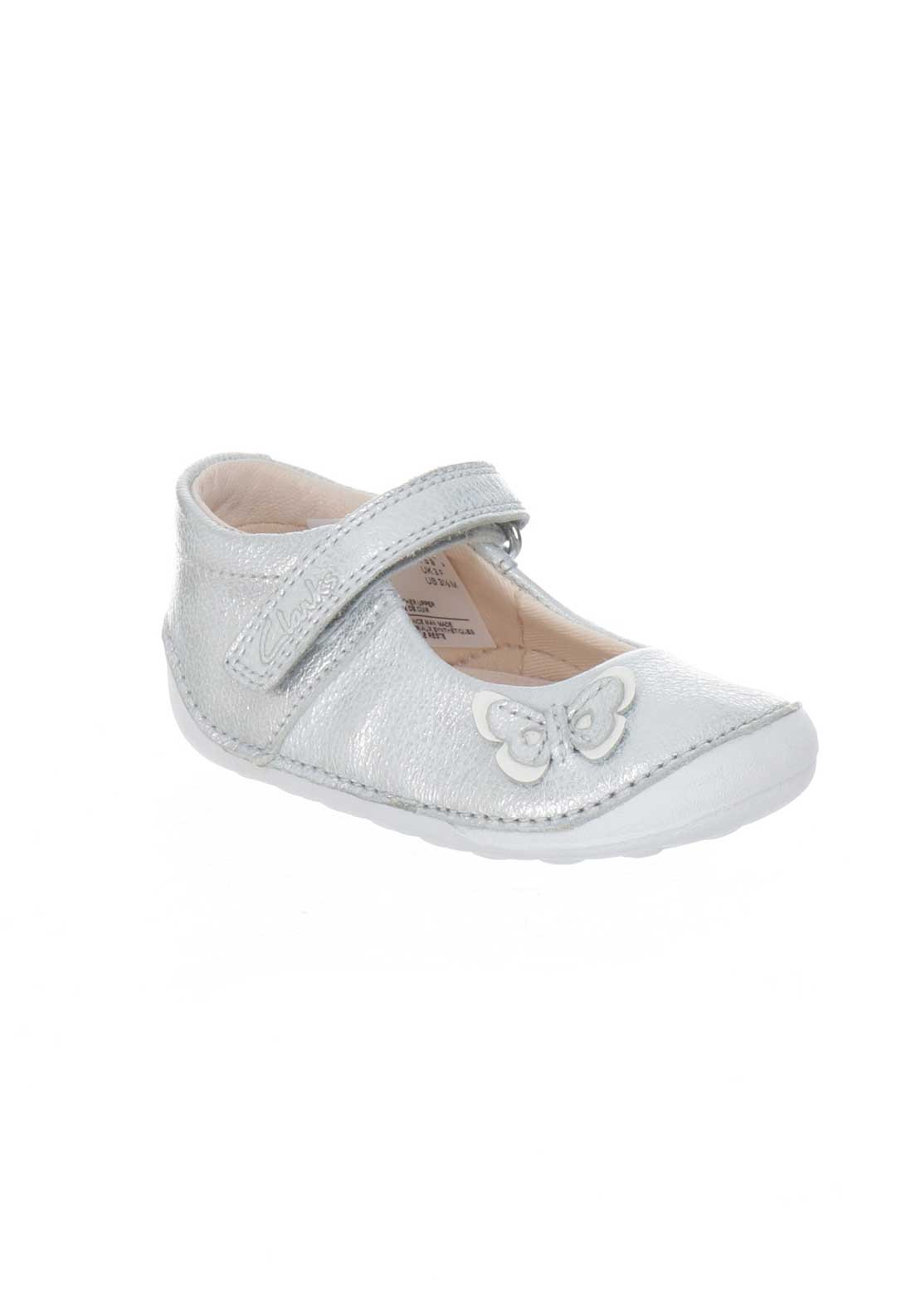 4b61861488c8 Clarks Baby Girls Leather Little Mia Pre Shoes