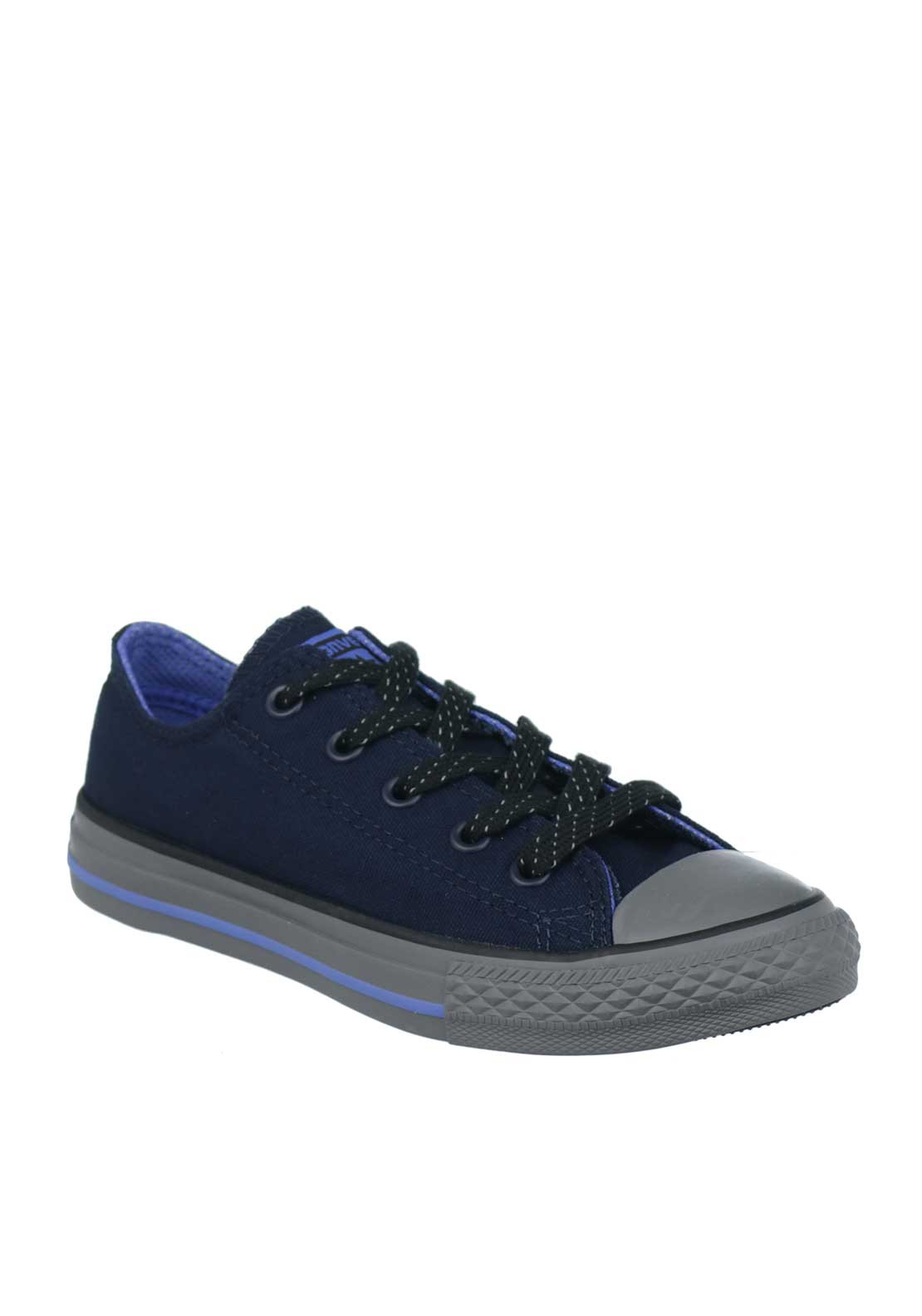 Converse Boys All Star Trainers, Navy