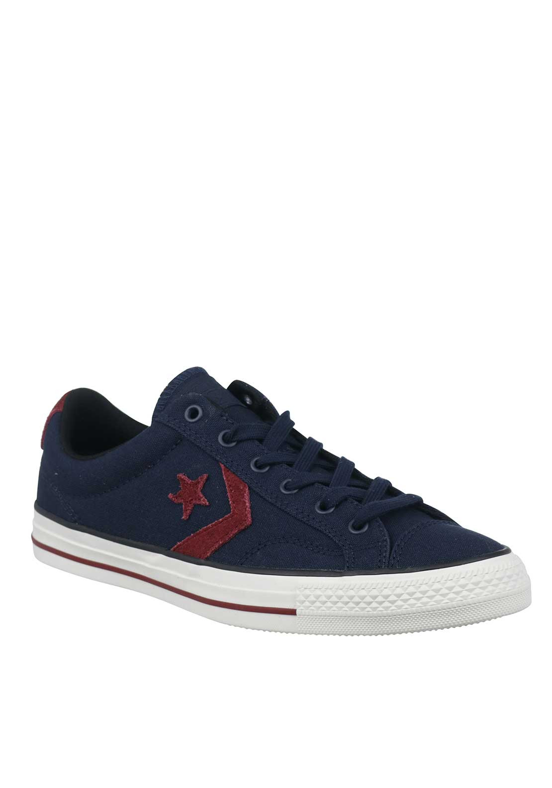 Converse Cons Mens Canvas Trainers, Navy