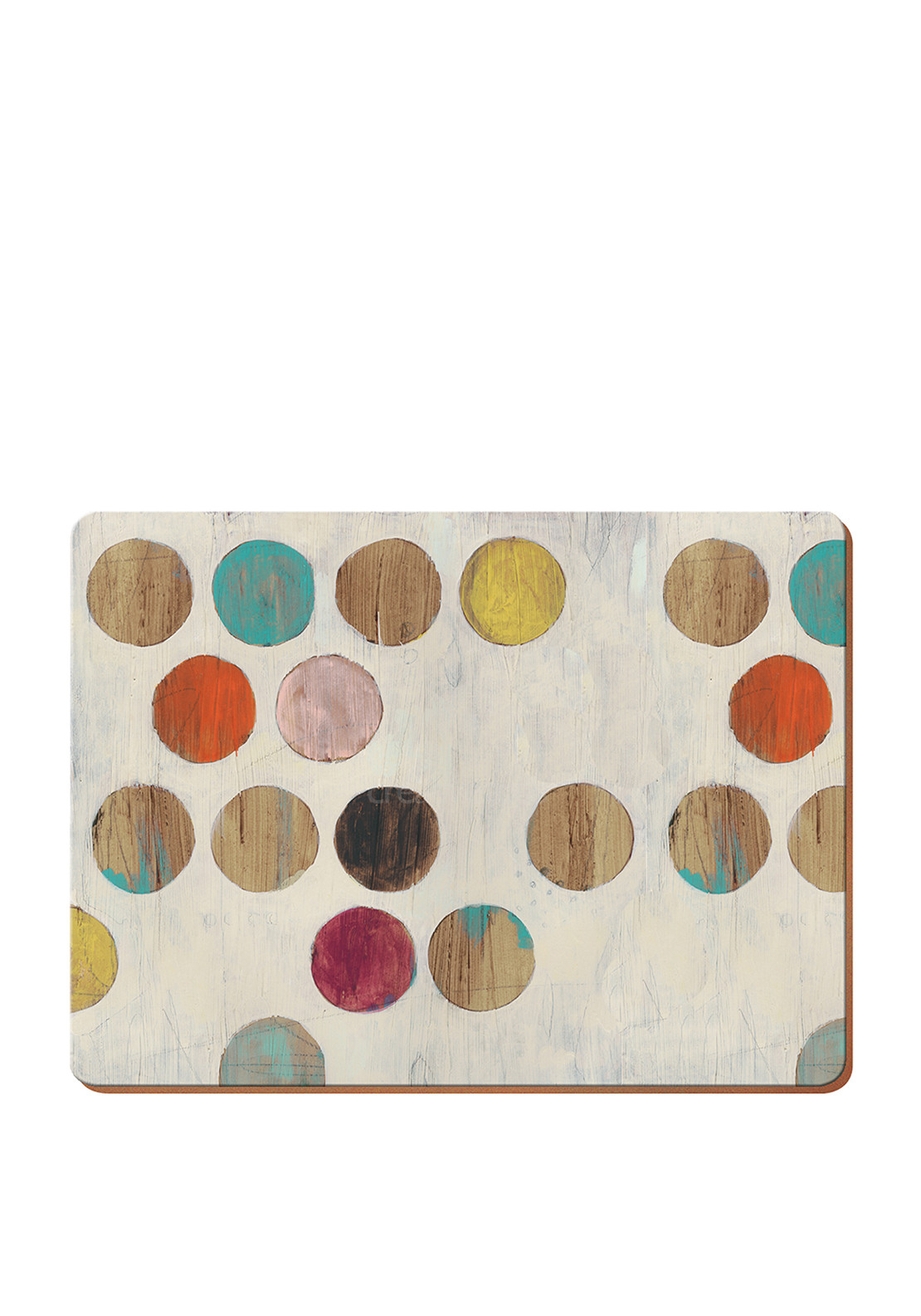 Creative Tops Retro Spots Table Mats 6 Pack