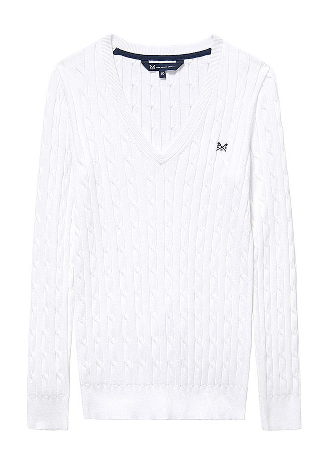 595dafd8ace Crew Clothing Company Cable Knit Jumper