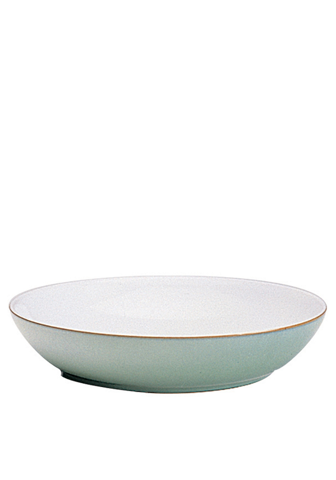 Denby Regency Green Pasta Bowl, Green
