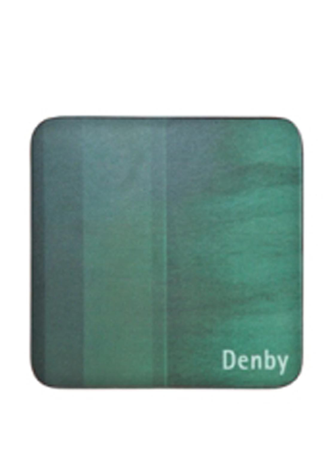 Denby Lifestyle Set of Four Coasters, Grey