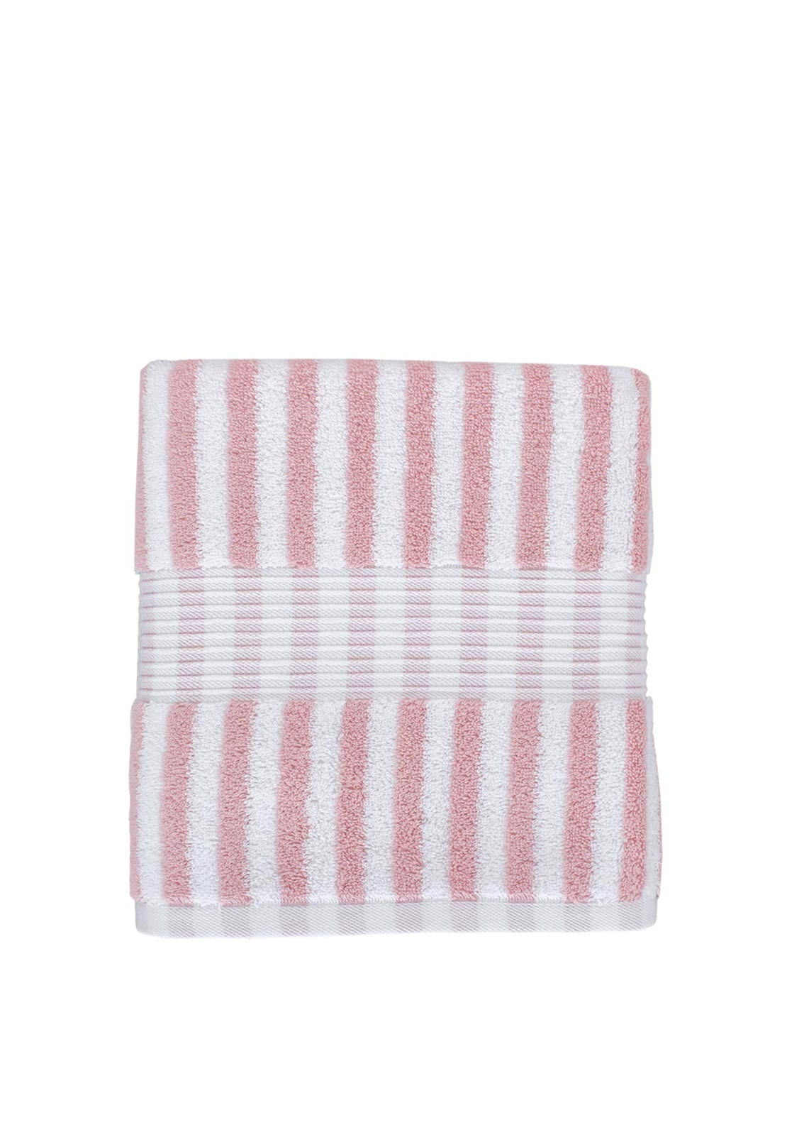 Deyongs Bliss Stripe Towel, Pink