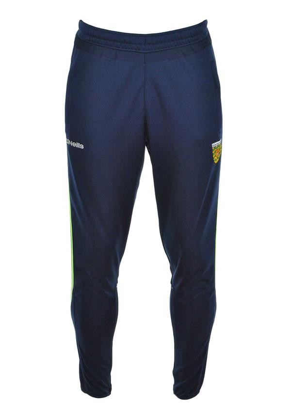 O'Neills Donegal Ormond Skinny Training Bottoms, Navy